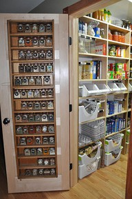 Elegant A Pantry To Be Proud Of. Organizing ...