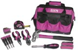 my tool kit, pink tool kit, women's tool kits, How do I get organized, getting organized at home, home organization, organizing tips, home organization, organizing products, organizers, storage, organizing crafts, craft DIY, DIY crafts, closet organizing, organizing closets, DIY closet organizing, organizing home office, gift wrap organizers, organizing gift wrap, gift wrapping, gift wrapping ideas,