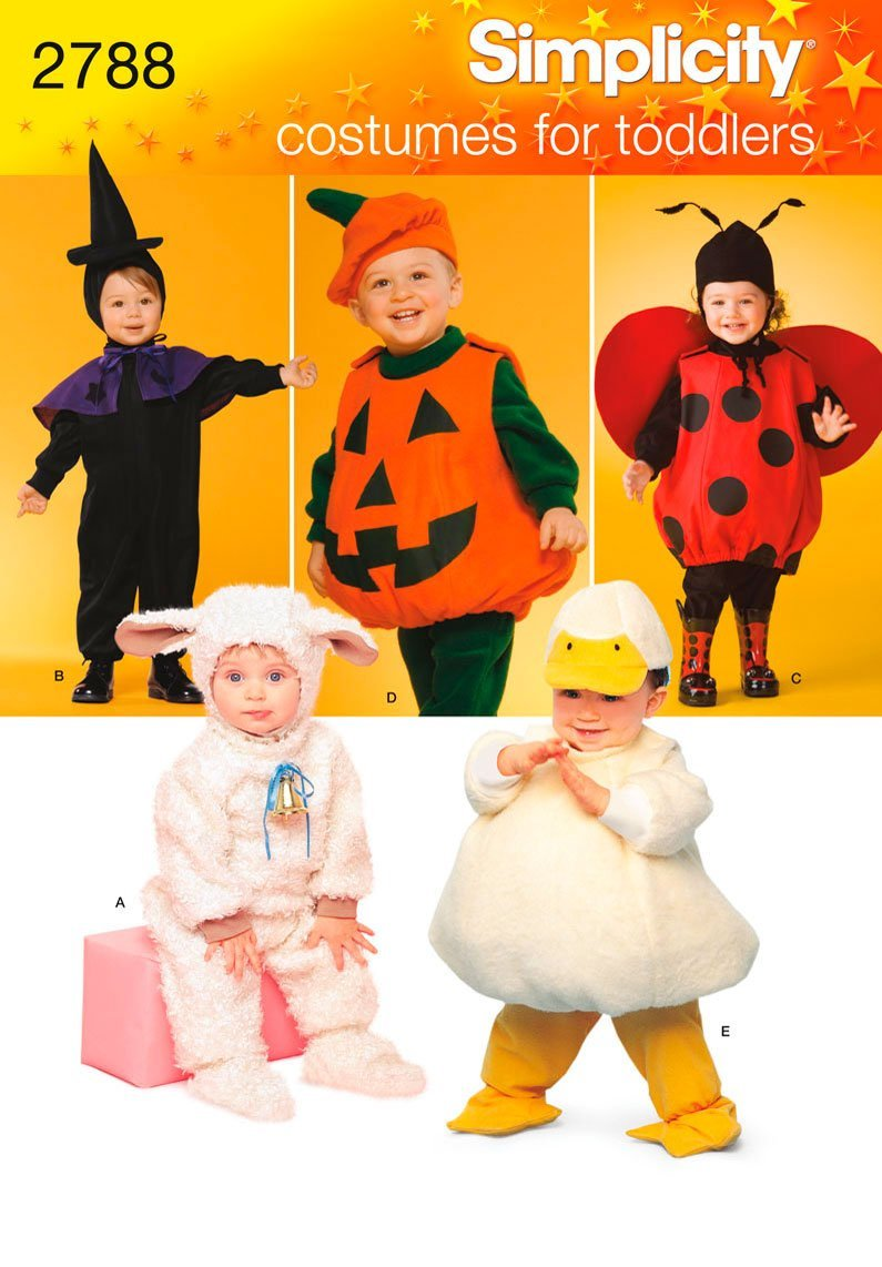Sew Your Own Halloween Costume - Great Costume Patterns