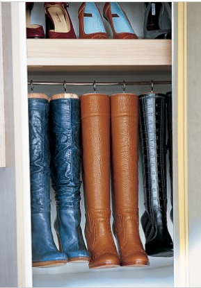 Ordinaire Add A Tension Rod Below Your Clothing At The Bottom Of Your Closet And  Claim That Unused Space.